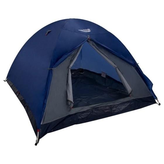 Barraca de Camping Nautika Fox 2/3 Pessoas 1.800 mm C/Sobretudo