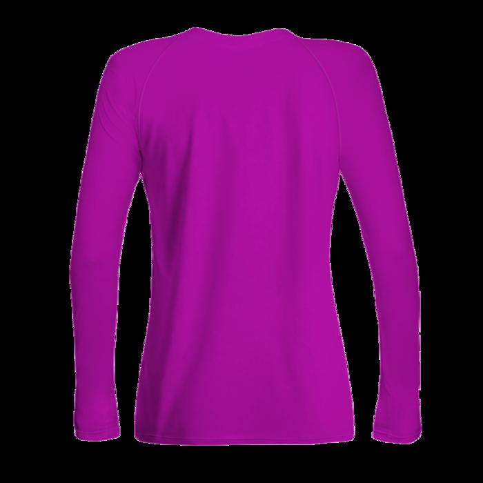 Blusa Prolife Authentic Proteção UV Feminina - Lilás