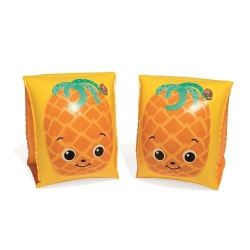 Boia de Braço Infantil BestWay Frutas Abacaxi