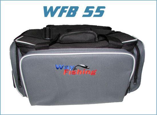Bolsa de Pesca Way Fishing Wfb 55
