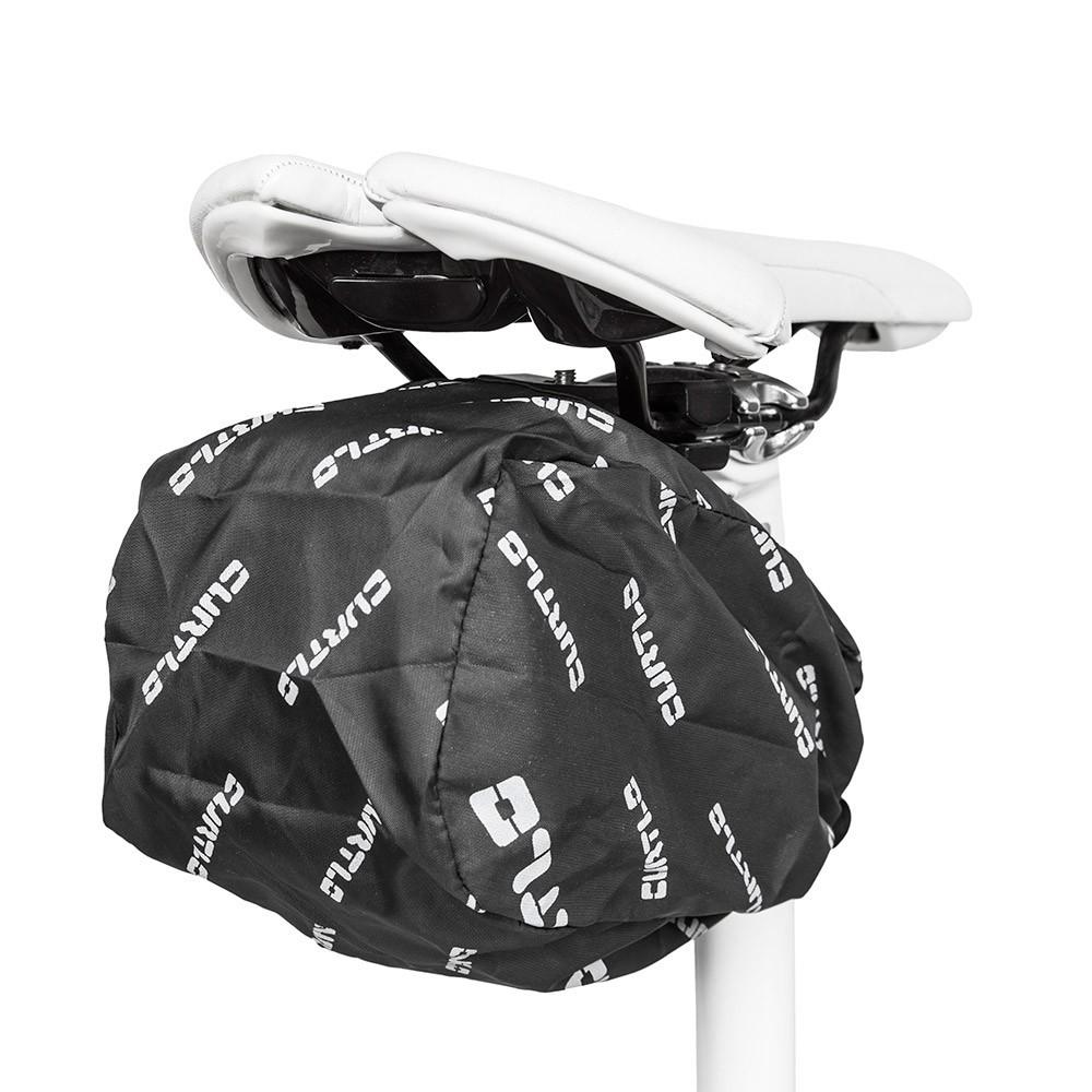 Bolsa De Selim SIV P/ Bike Curtlo c/ Capa Protetora