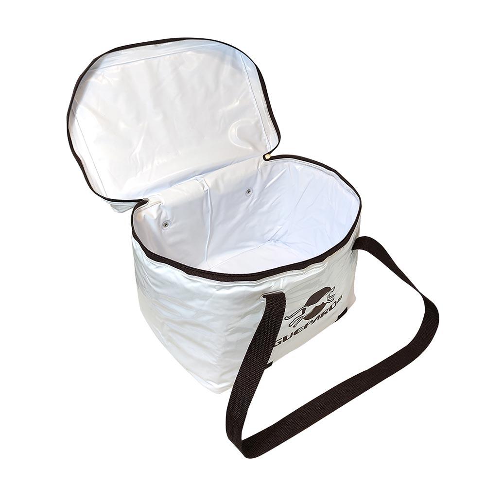 Bolsa térmica Guepardo Casus 6,9L C/ Alça - Branco