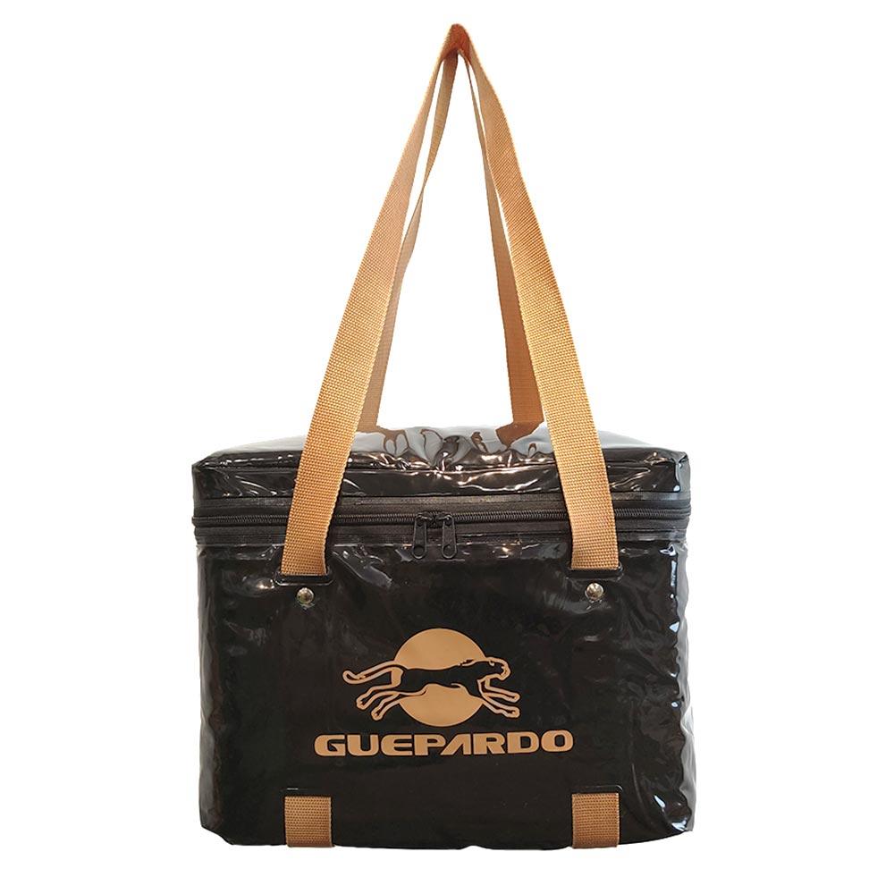 Bolsa térmica Guepardo Casus 6,9L C/ Alça - Preto