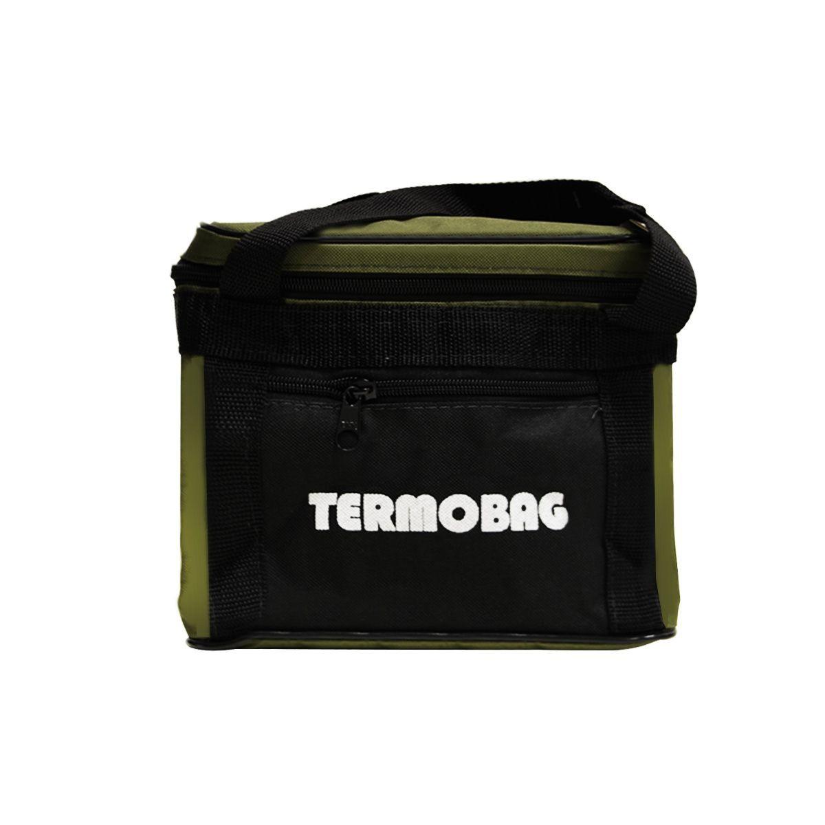 Bolsa Térmica Jogá Termobag 11L Verde
