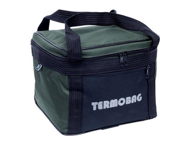 Bolsa Térmica Jogá Termobag 5L Resistente - Verde