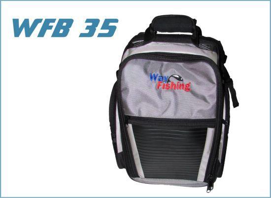 Bolsa de Pesca Way Fishing Wfb 35