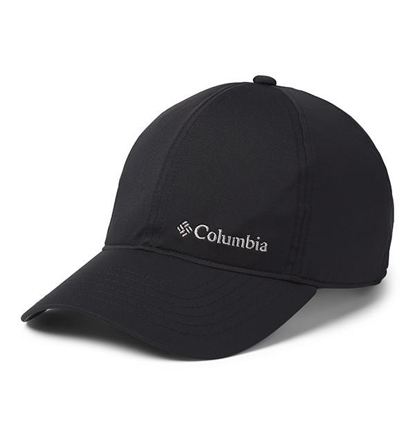 Boné Columbia W Coolhead Ballcap c/ Proteção Solar - Preto