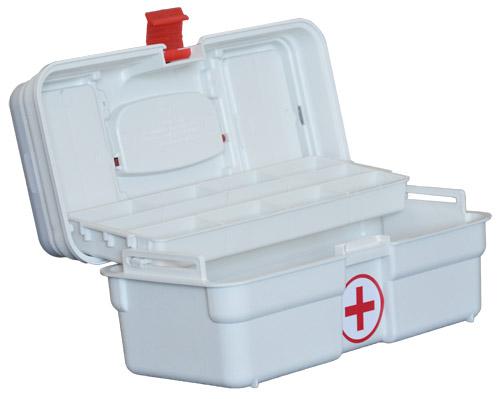 Caixa Esp. Médica Hi CX-1BJ-ESP-BR C/ Bandeja Móvel