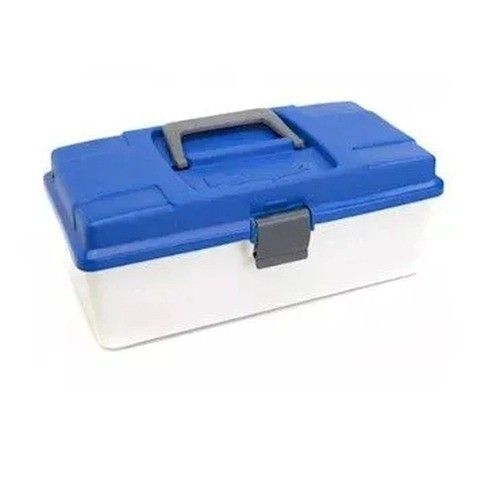 Caixa Pesca Brasil Maleta PB Box 1 - Azul