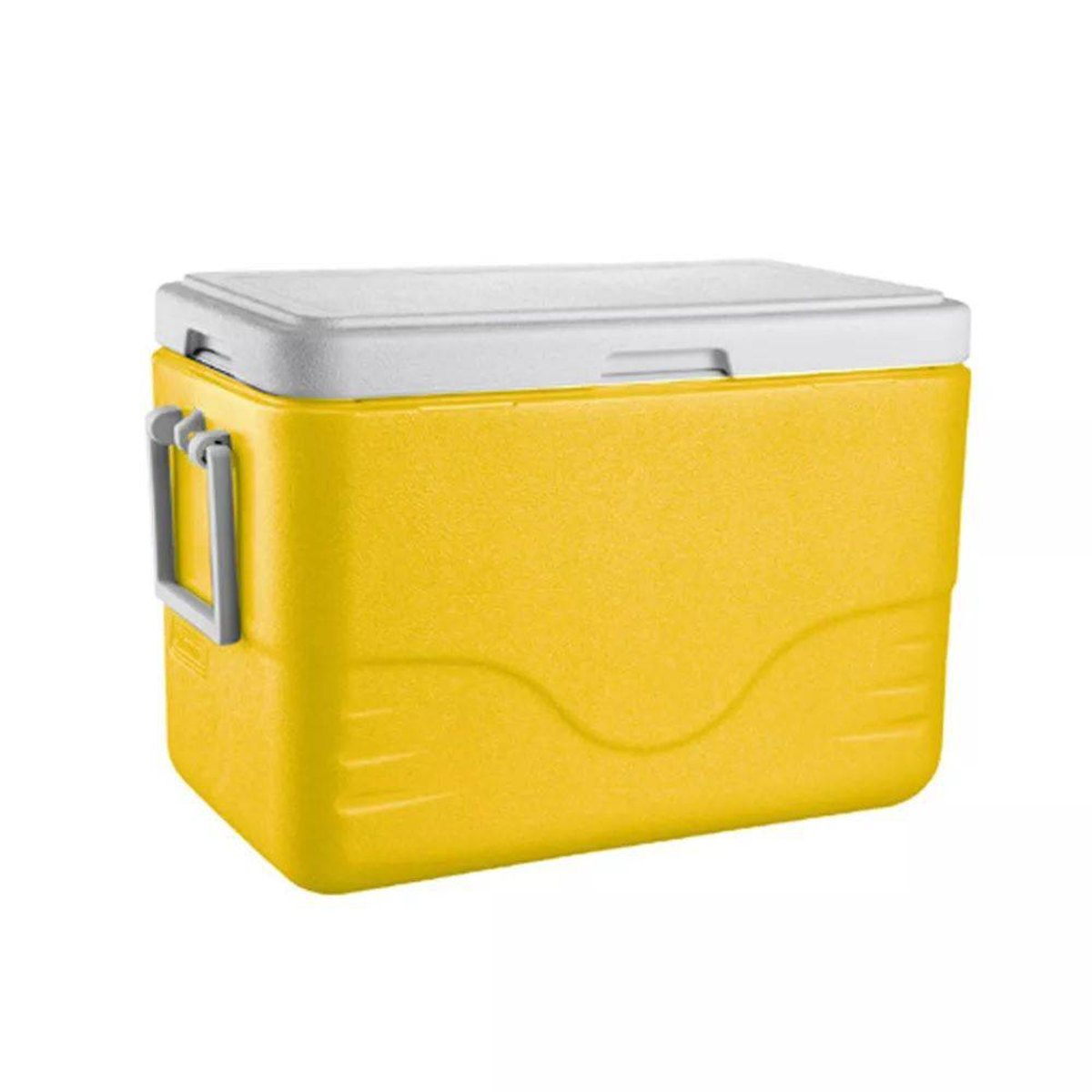 Caixa Térmica Cooler Coleman 28QT 26,5 Lts Amarelo