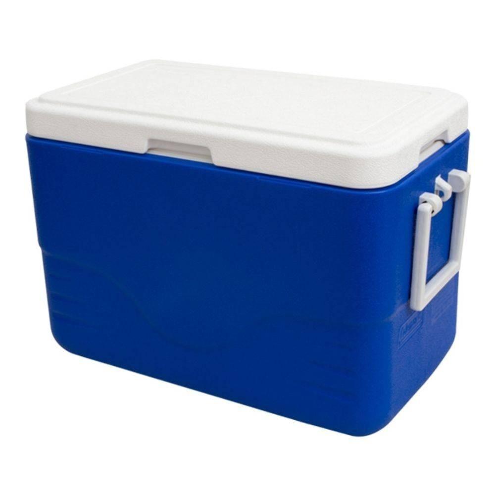 Caixa Térmica Cooler Coleman 28QT 26,5 Lts Azul