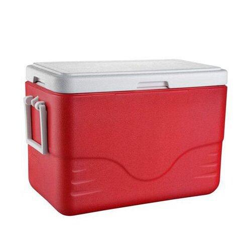 Caixa Térmica Cooler Coleman Performance 28 quarter - 26,5 Litros - Vermelho