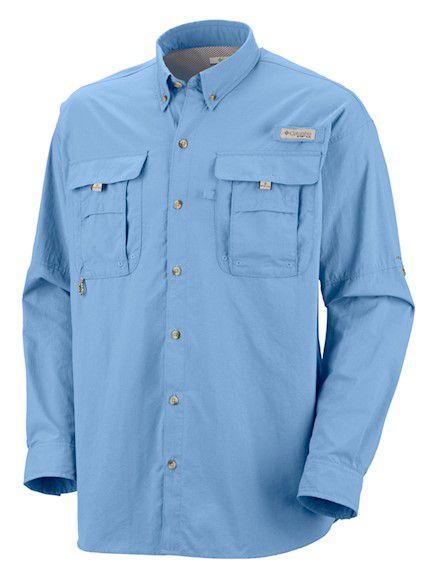 Camisa Columbia Bahama II Proteção UV