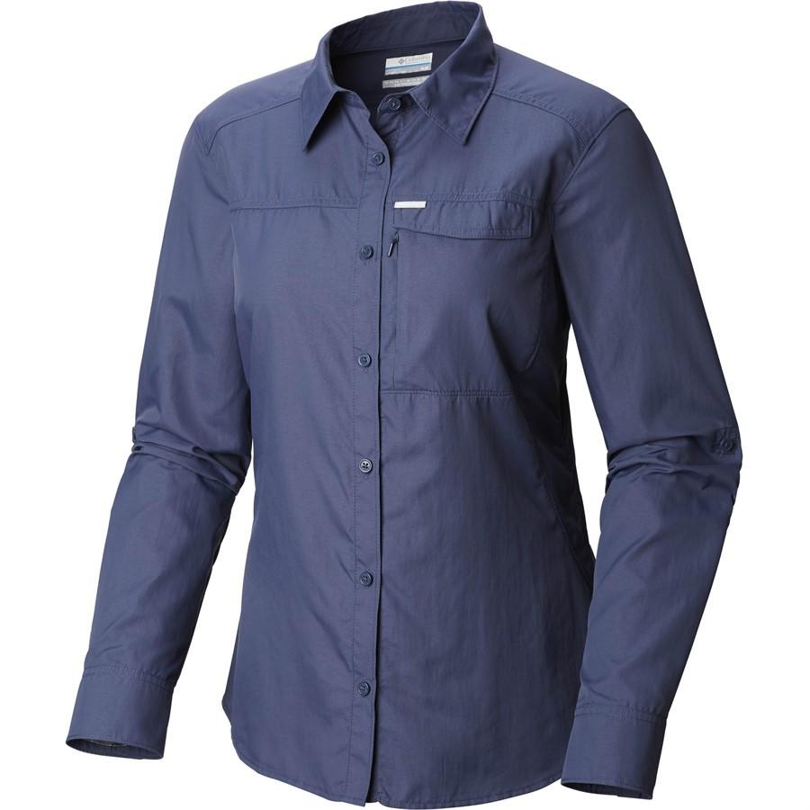 Camisa Com Proteção Feminina Columbia Silver Ridge 2