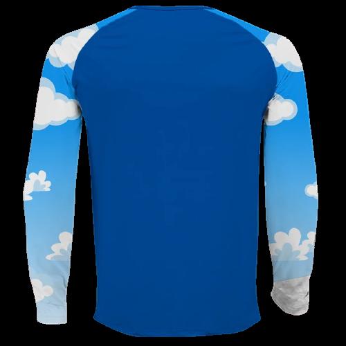 Camisa UV Prolife Infantil Authentic - AirPlanes