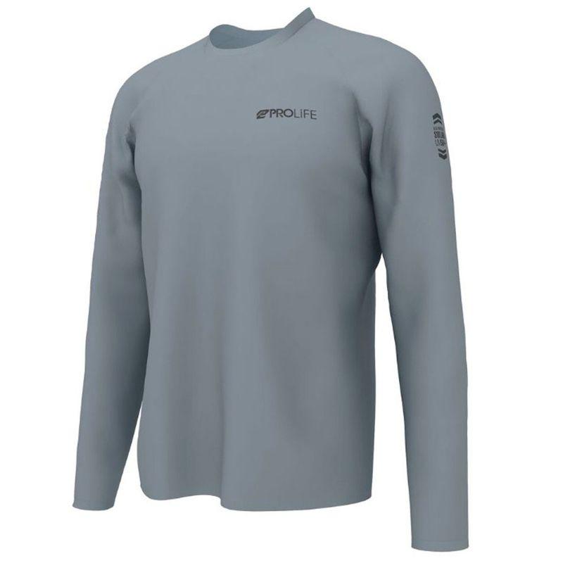 Camiseta Masculina Prolife Proteção Solar UV Proteção FPS 50+