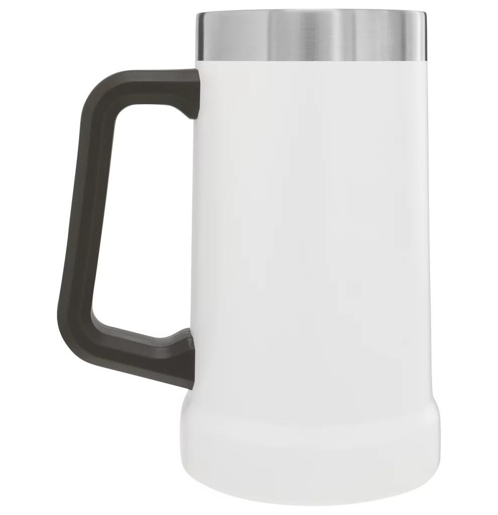 Caneca Térmica de Cerveja Stanley 709Ml - Branca