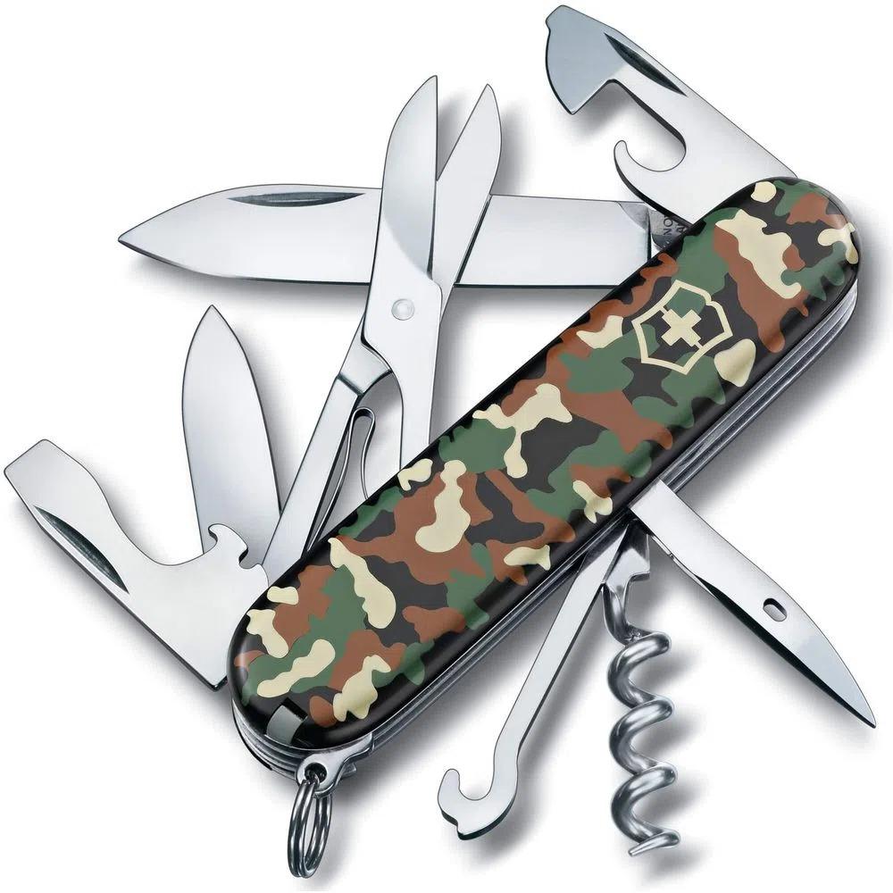 Canivete Suíço Victorinox Climber 1.3703.94 - Camuflado