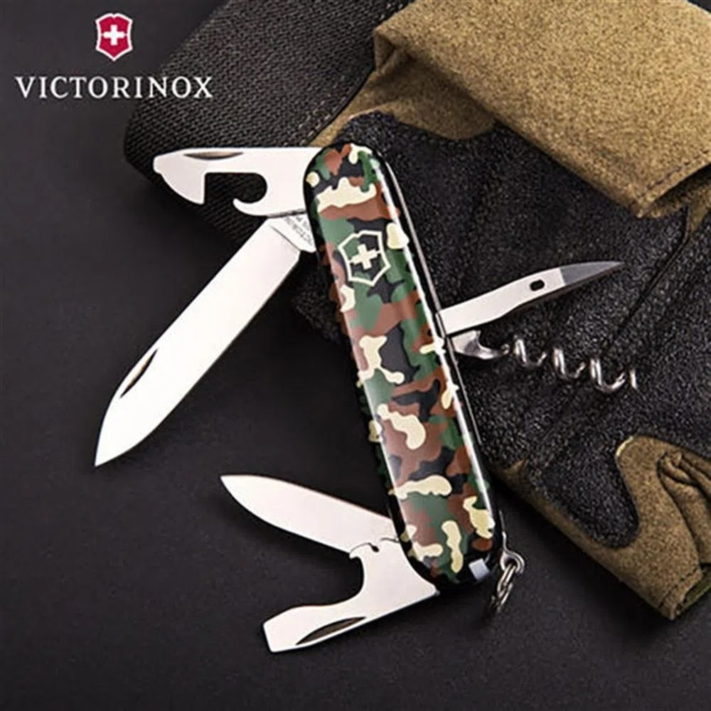 Canivete Suíço Victorinox Spartan Camouflag 1.3603.94