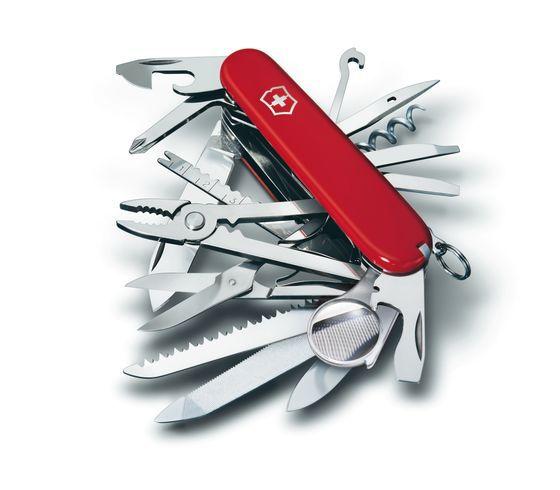 Canivete Suíço Victorinox SwissChamp 1.6795