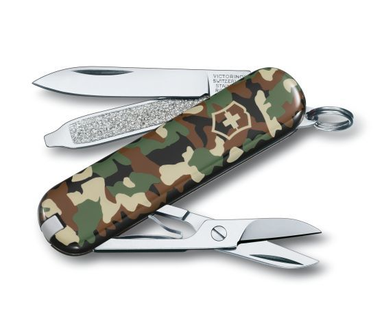 Canivete Suíço Victorinox Classic SD 0.6223.94 - Camuflado