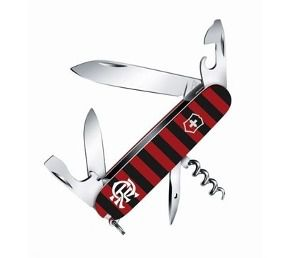 Canivete Suíço Victorinox Spartan Flamengo 12 F