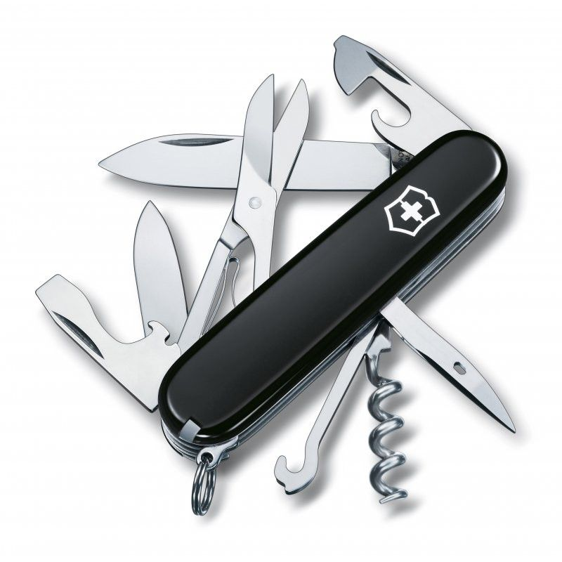 Canivete Suíço Victorinox Climber Black 1.3703.3