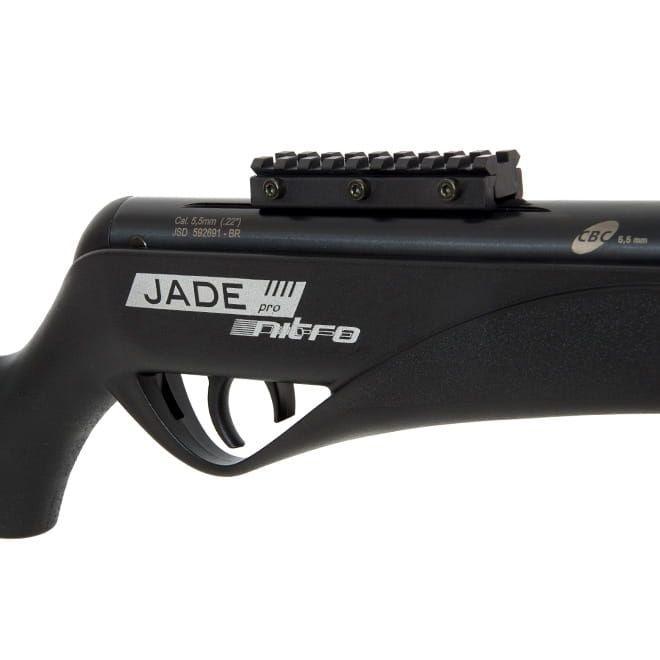 Carabina de Pressão CBC Jade Pro Nitro OX PP 5,5 mm