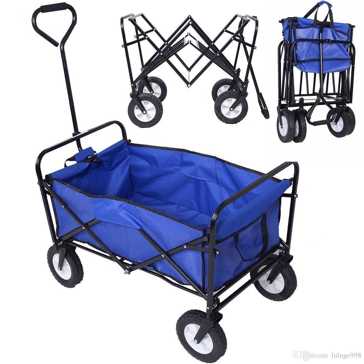 Carrinho Nautika Wagon - Azul
