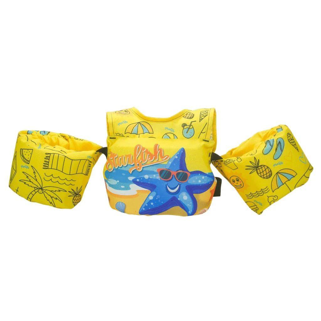 Colete Salva Vidas Infantil Prolife Kids Starfish