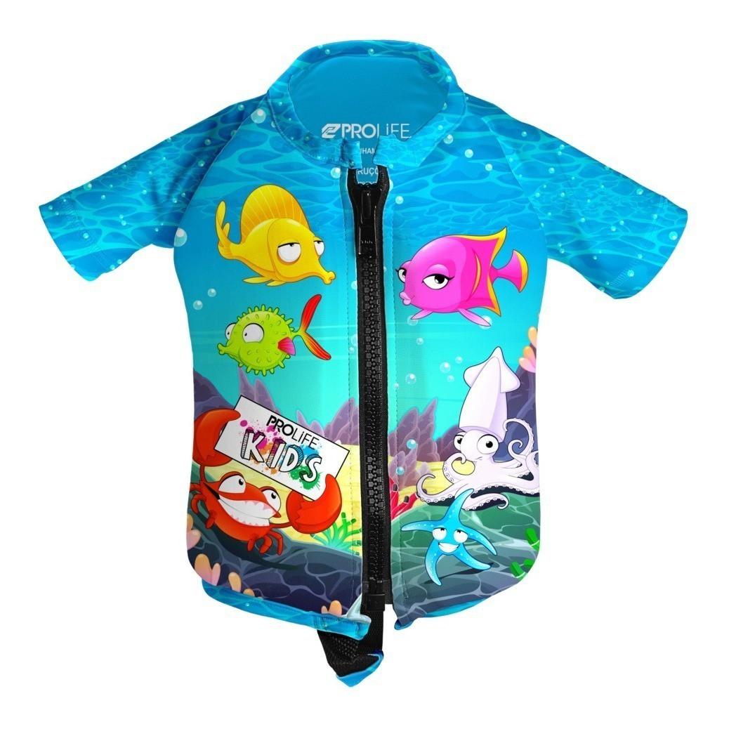 Floater ProLife Infantil Aquafish 8 Anos
