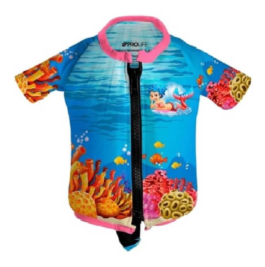Floater ProLife Infantil Sirena 6 Anos