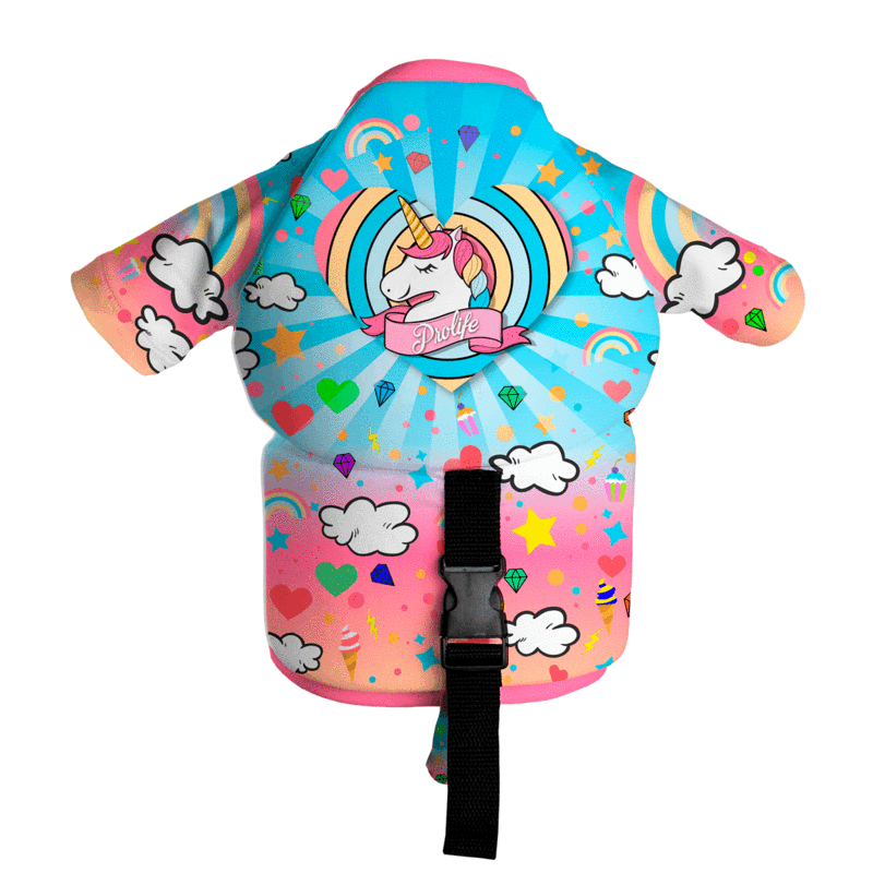 Floater ProLife Infantil Unicórnio 8 Anos