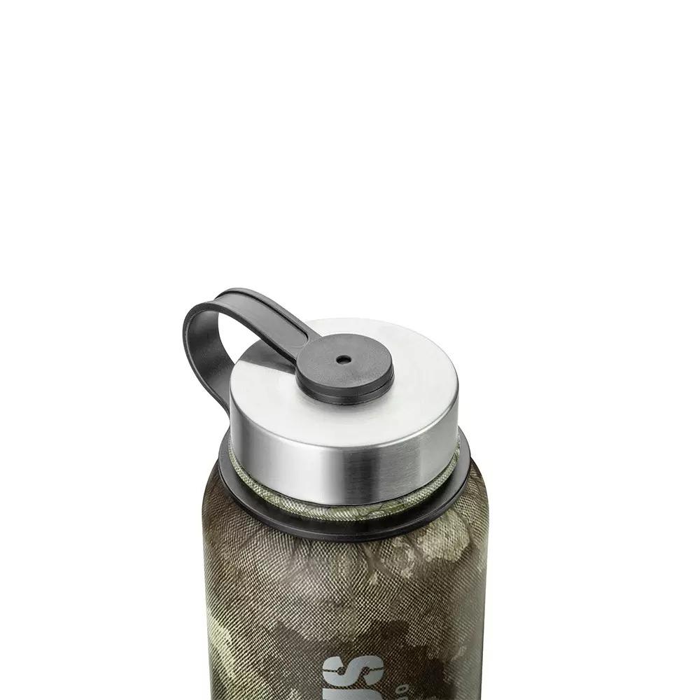 Garrafa Térmica Invictus Warrior - 950ML Verde