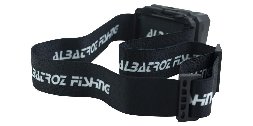 Lanterna de Cabeça Albatroz Fishing TD - 103