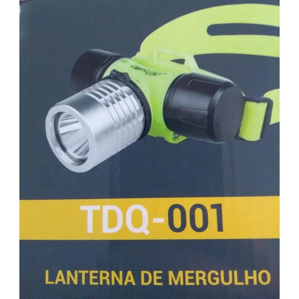 Lanterna de Mergulho para Cabeça Albatroz Fishing TDQ001