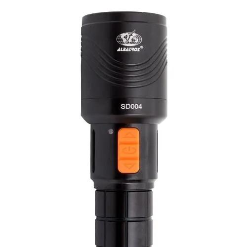 Lanterna Tática Albatroz Fishing SD004 Recarregável