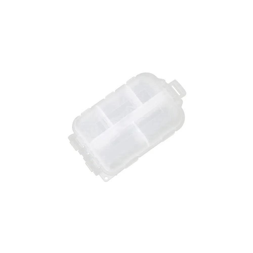 Mini Estojo pesca Brasil Tac Compacto e Resistente