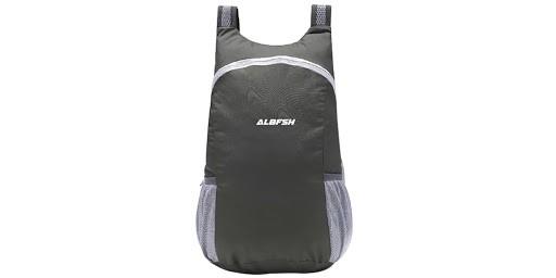 Mochila Compacta Albatroz Fishing Sport Bag AF-BX01 Cinza