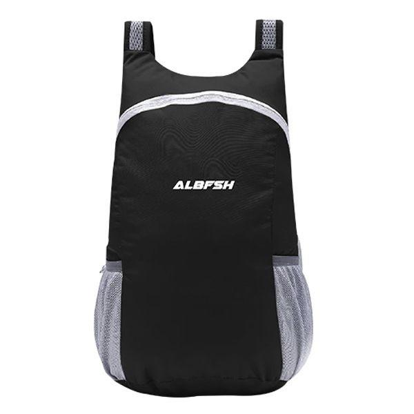 Mochila Compacta Albatroz Fishing Sport Bag AF-BX01 Preta
