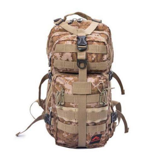 Mochila Trilhas & Rumos Crampon Army 26 L