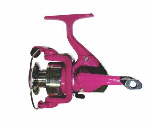 Molinete Way Fishing Neutron 10 Rosa
