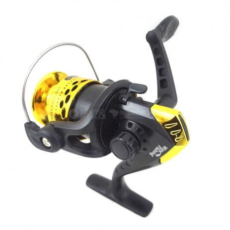 Molinete Way Fishing Neutron 10 Dourado