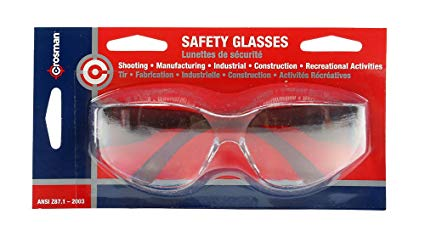 Óculos de Segurança Crosman 0475C