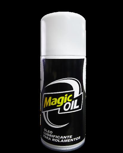 Óleo lubrificante p/ Molinetes e Carretilhas Monster 3X Magic Oil (Spray)