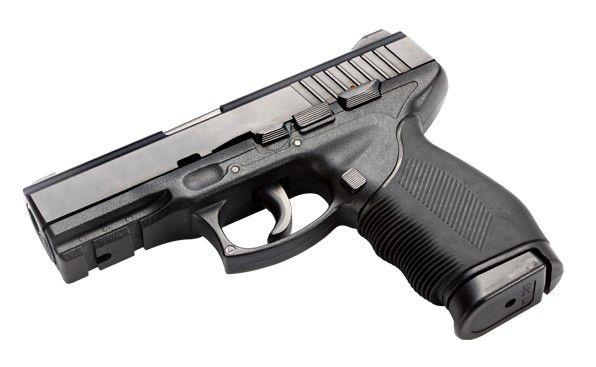 Pistola Airsoft Taurus PT 24/7  CO2 com Metal Slide