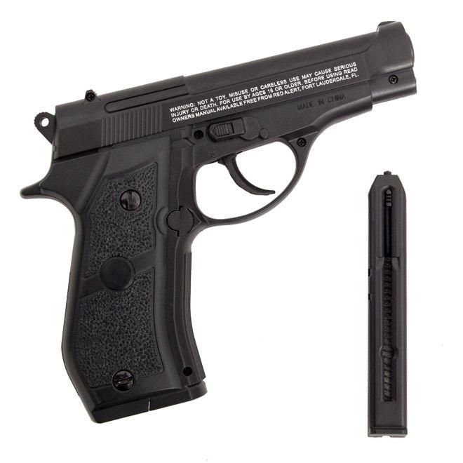 Pistola de Chumbo Co2 Gamo RED ALERT RD- COMPACT