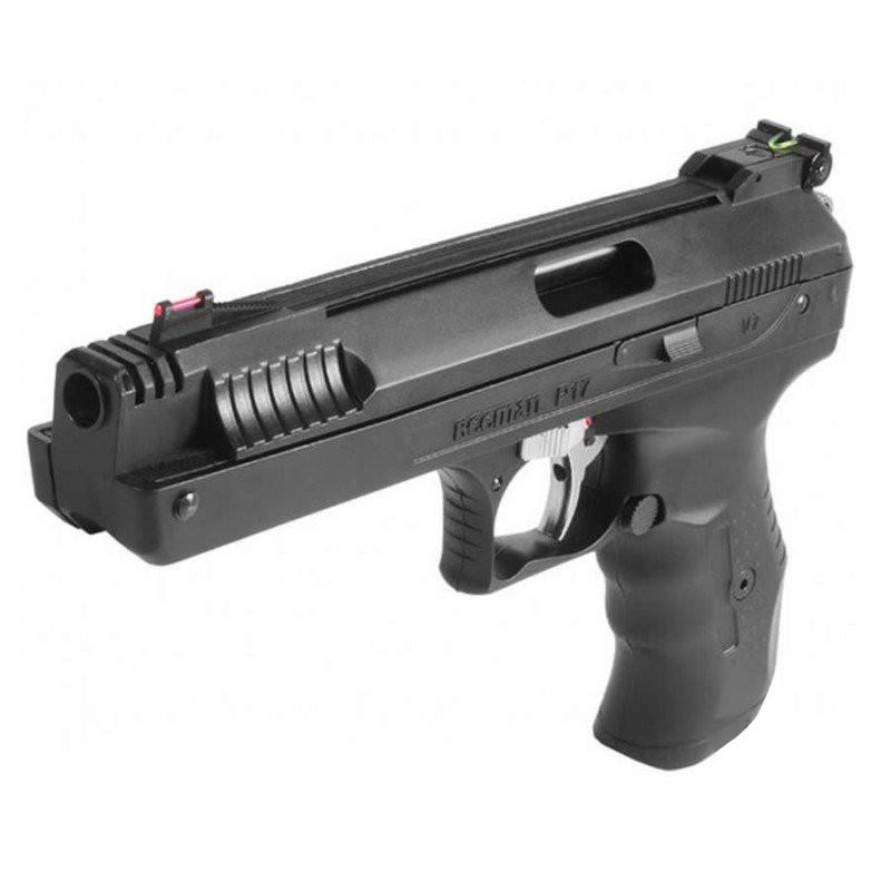 Pistola de Pressão Beeman 2004 chumbinho 5.5mm