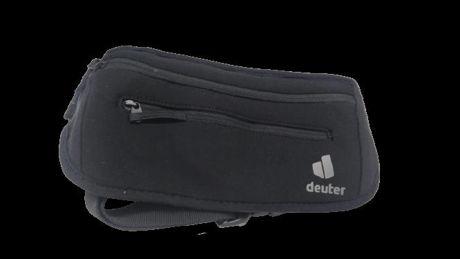 Pochete Deuter Neo Belt II New Compacta - Preto