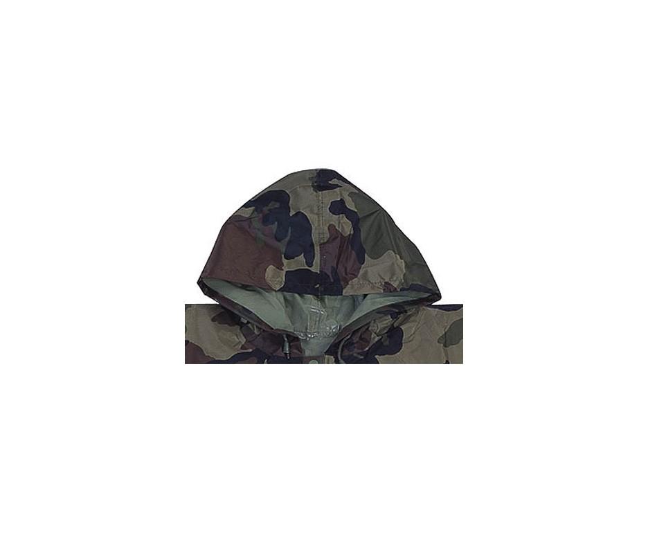 Poncho Caçador Nautika 100% Impermeável - Camuflado